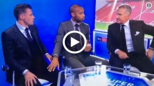 Video: Henry Dan Carragher Ulang Aksi Pegang Paha