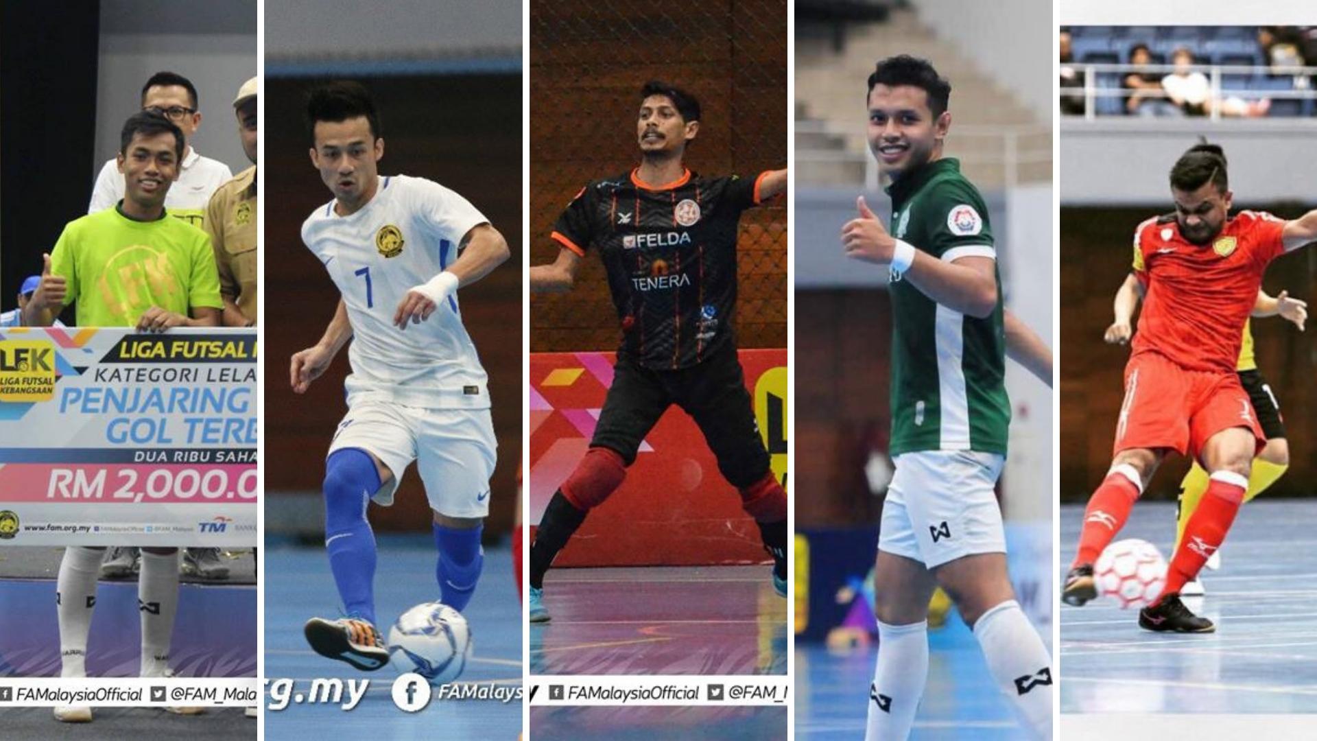 5 Pemain Futsal Hebat Malaysia Yang Berpendidikan Tinggi