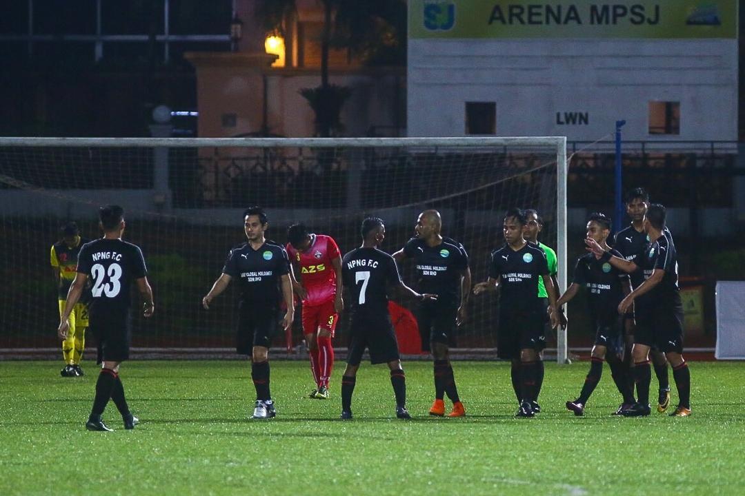NPNG FC Damansara Damai