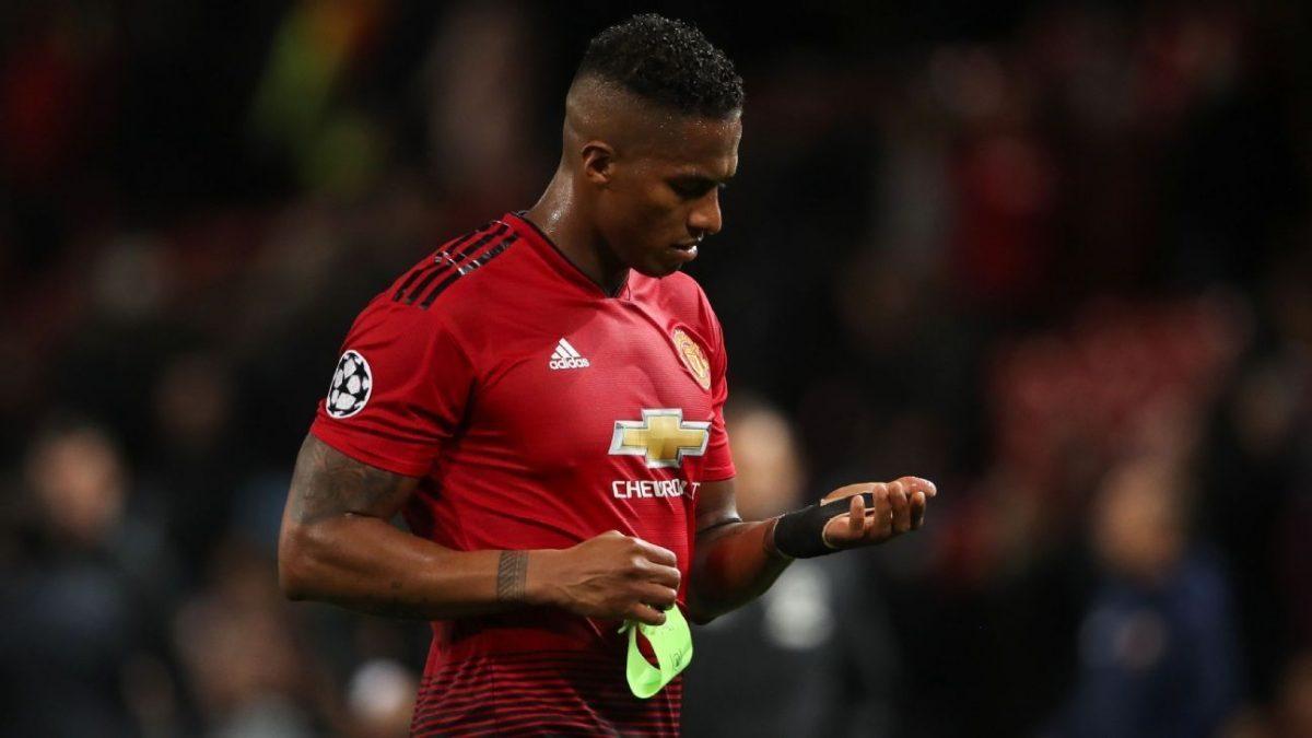 Antonio Valencia Ucap Selamat Tinggal Kepada Manchester United