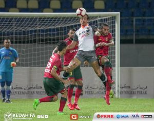 Giancarlo Kedah PKNP Piala Malaysia