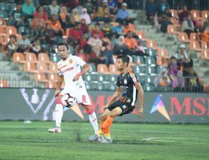 Khyril Muhymeen Danial Amier Selangor Felda Piala Malaysia