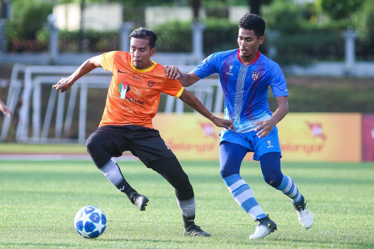 Gombak RRM FC