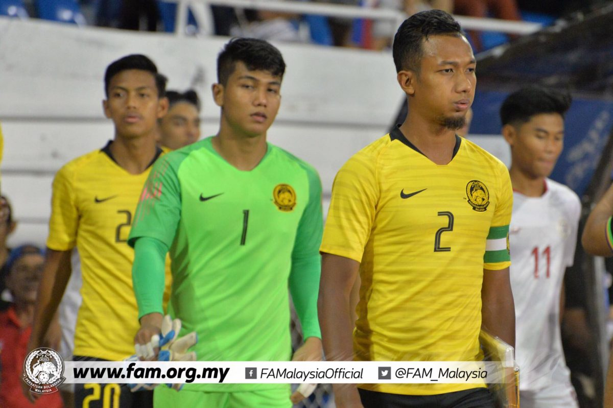 Adam Nor Azlin Haziq Nadzli Sukan SEA 2019 Malaysia Filipina
