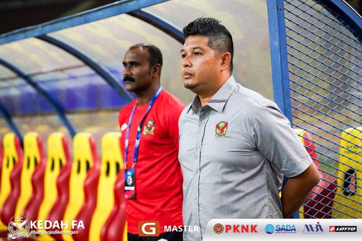 Aidil Sharin Kedah PKNS