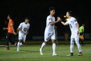 Puchong Fuerza Gamestop FC
