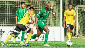 Green Warriors Sandro Tai Po FC Hong Kong Premier League