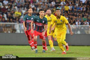 Christopher Fayers Kelantan United Terengganu 2020