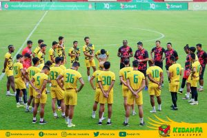Kedah Pra Musim Kemboja 2020