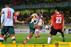 Kpah Sherman Kedah 2020 Kelayakan ACL