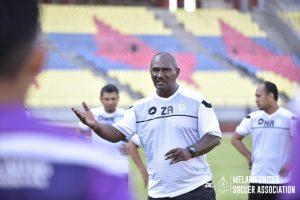 Zainal Abidin Hassan Melaka United Liga Super 2020