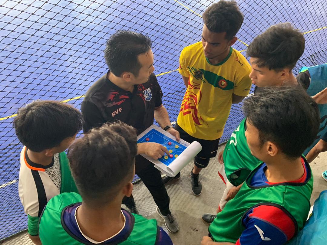 futsal pulau pinang hasrinizam hashim mpfl 2020