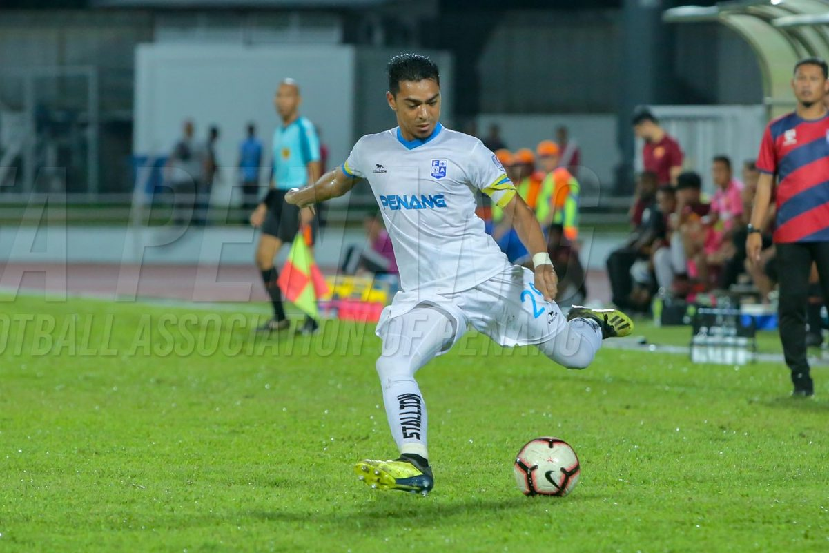 Azmi Muslim Pulau Pinang 2020 Liga Premier 2
