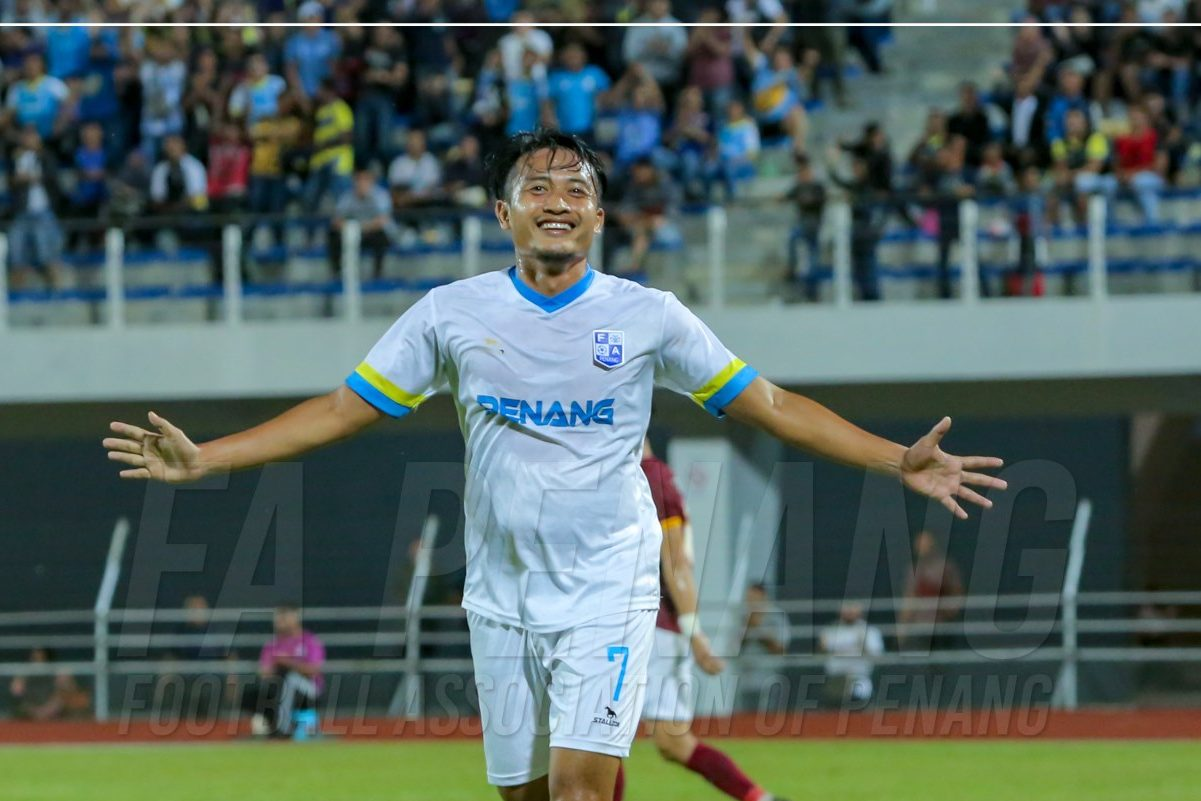 Bobby Gonzales Pulau Pinang 2020 Liga Premier