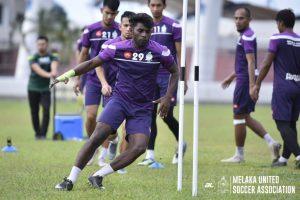Deevan Raj Melaka United Liga Super 2020