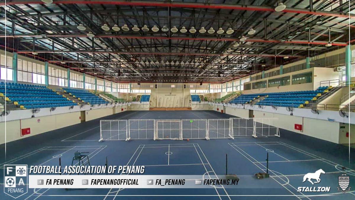 Kompleks Sukan Balik Pulau Futsal Pulau Pinang 2020