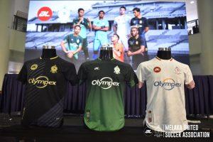 Jersi Melaka United