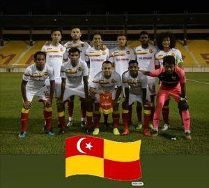 Quentin Cheng Selangor II 2020 Liga Premier