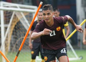 Safuwan Baharudin Selangor 2020 Liga Super