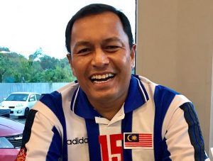 Azmil Azali Johor