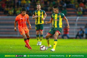 Faizat Ghazli Azamuddin Akil Kedah PKNS FC 2019