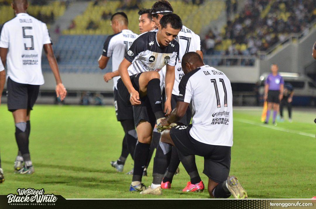 Sanjar Shaakhmedov Terengganu FC Perak Liga Super 2020