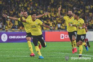 Shahrel Fikri Perak Selangor Liga Super 2020