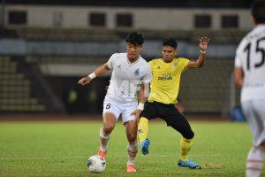 Shahrel Fikry Park Tae-soo Perak Sabah Liga Super 2020