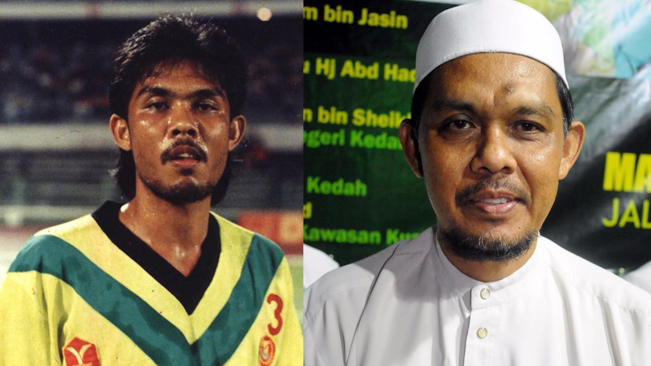 Radhi Mat Din Kedah KFA Setiausaha Kehormat