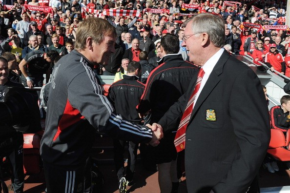 Ferguson Liverpool Dalglish