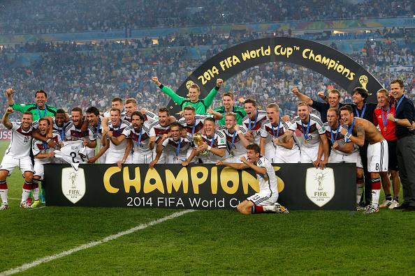 Jerman Piala Dunia 2014