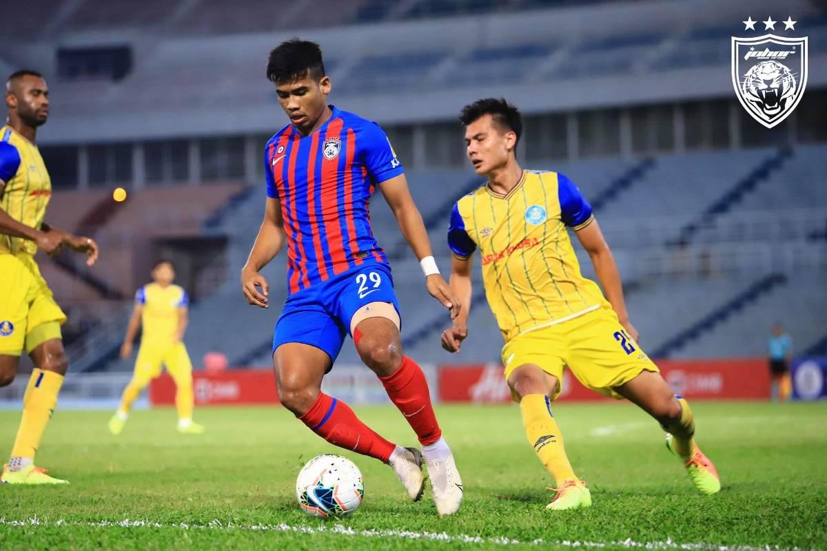 Safawi Rasid JDT Pahang Liga Super 2020
