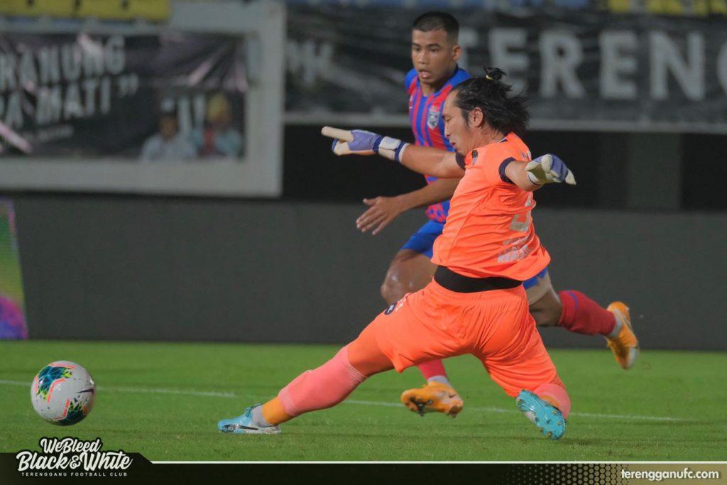 Shamirza Yusoff Safawi Rasid Terengganu JDT Liga Super 2020