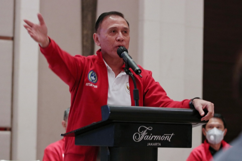 Ketum PSSI Mochamad Iriawan Indonesia