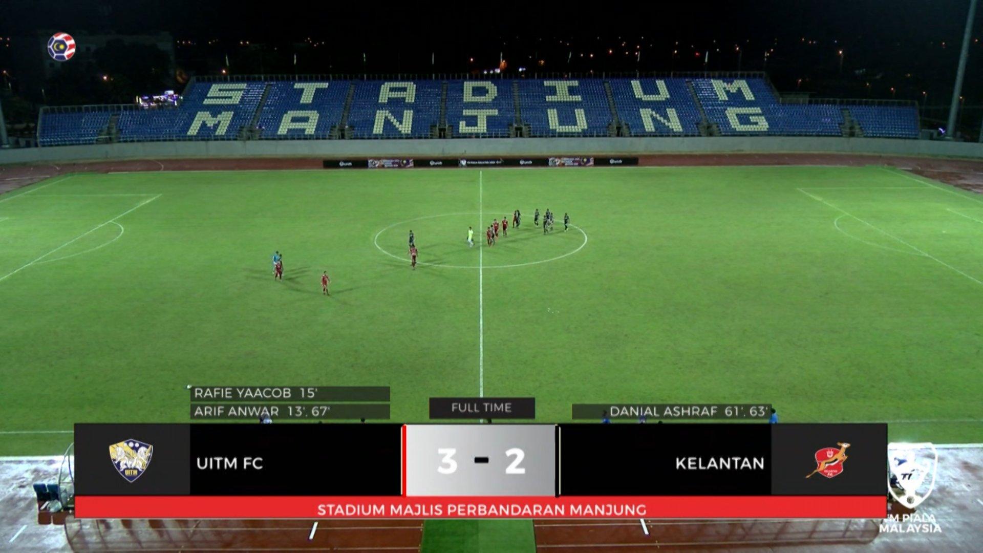 UiTM Kelantan Piala Malaysia