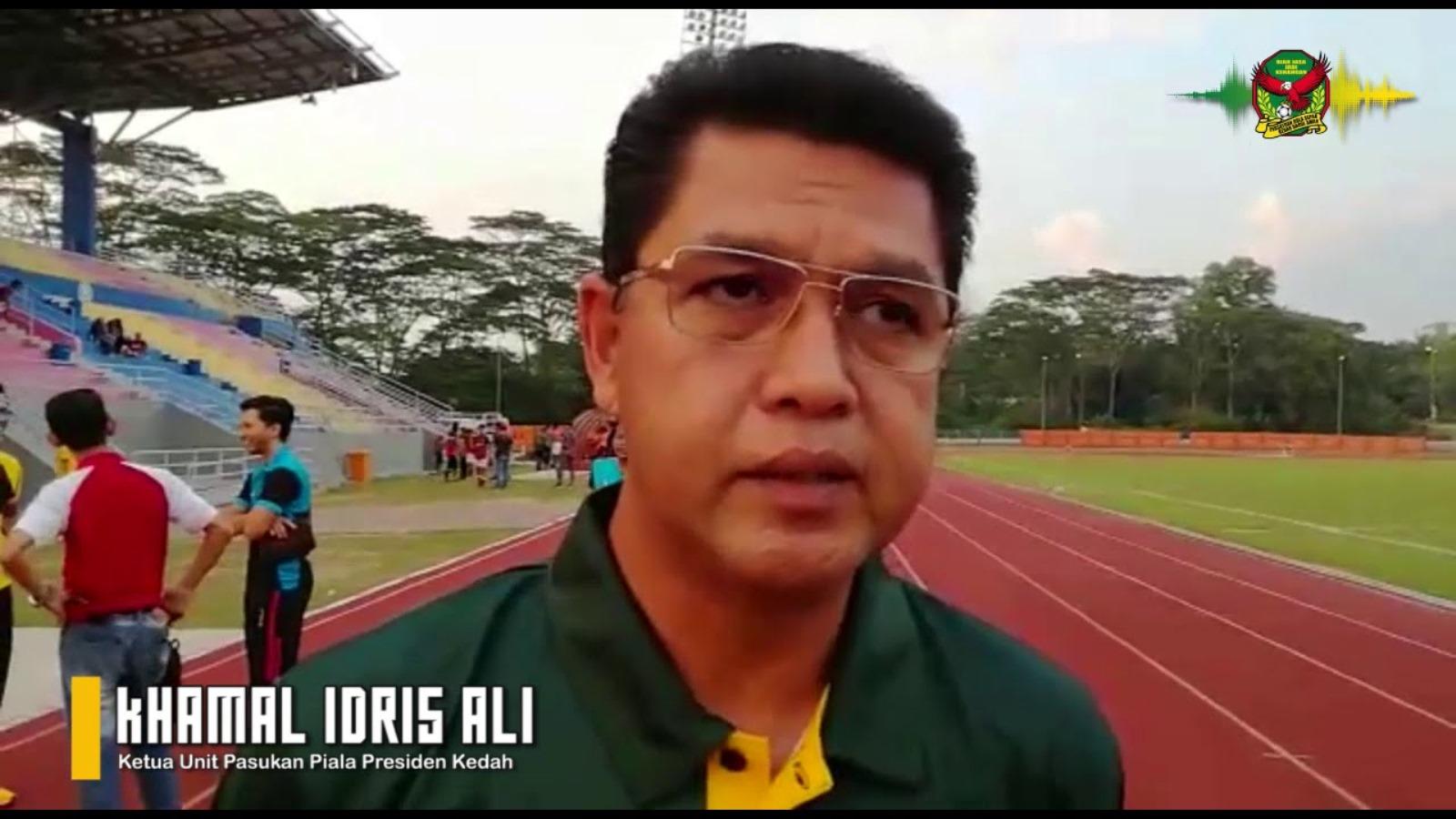 Khamal Idris Ali Kedah Sumareh Liridon 2021