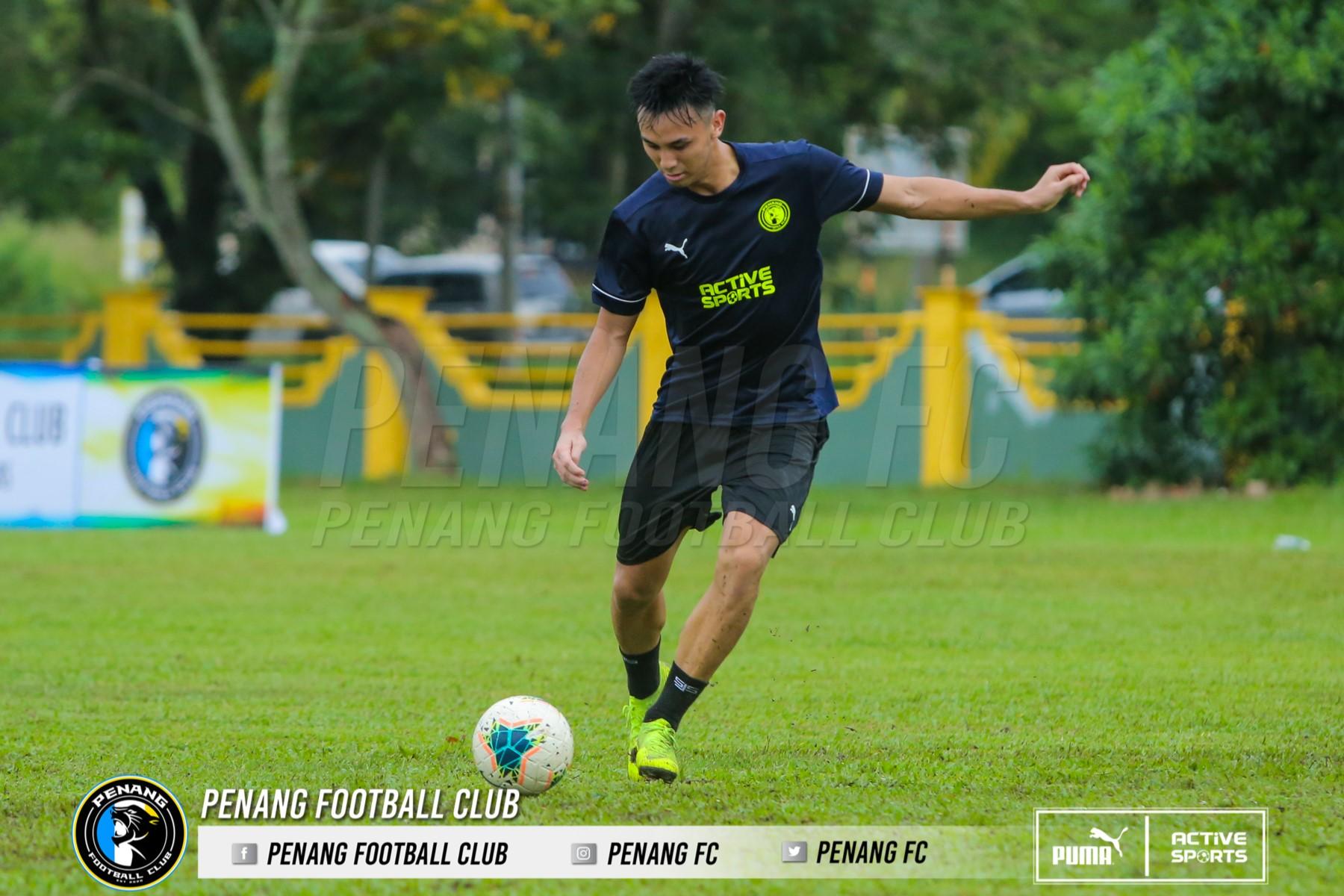 Quentin Cheng Penang FC 2021