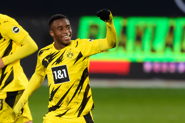 Youssoufa Maukoko Borussia Dortmund