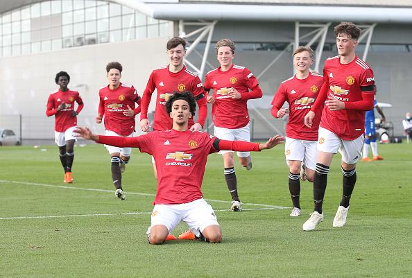Pemain Bakat Muda Manchester United Amad Diallo