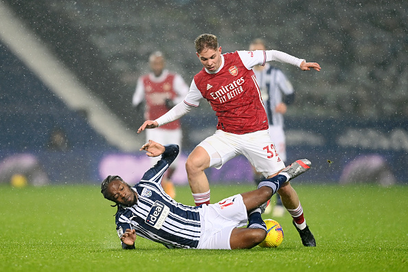 Emile Smith Rowe Arsenal
