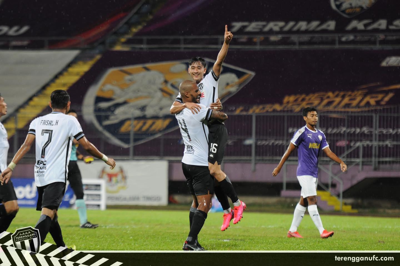 Hakimi Abdullah David da Silva Terengganu FC Liga Super 2021