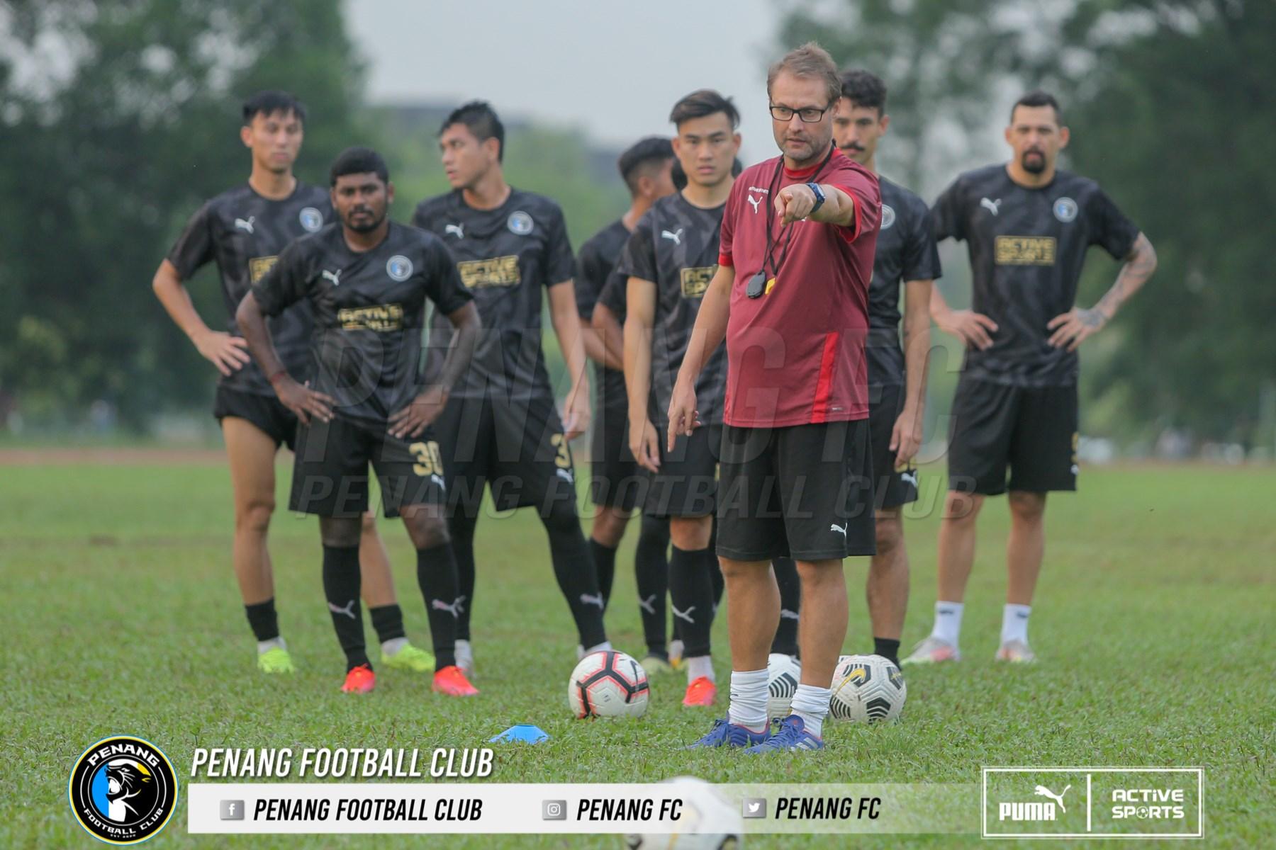 Tomas Trucha Penang FC 2021 Perlawanan Terbaik