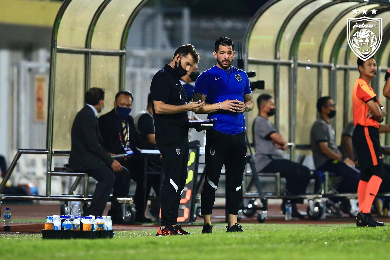 Benjamin Mora JDT Penang FC 2021 komen safiq rahim
