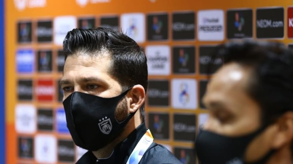 Benjamin Mora JDT Ratchaburi ACL 2021