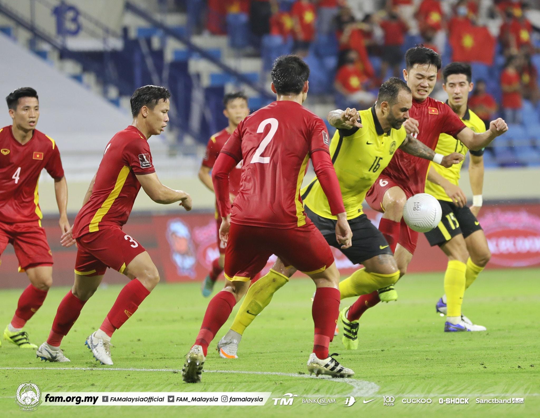 Guilherme de Paula Malaysia Vietnam kelayakan piala dunia 2021