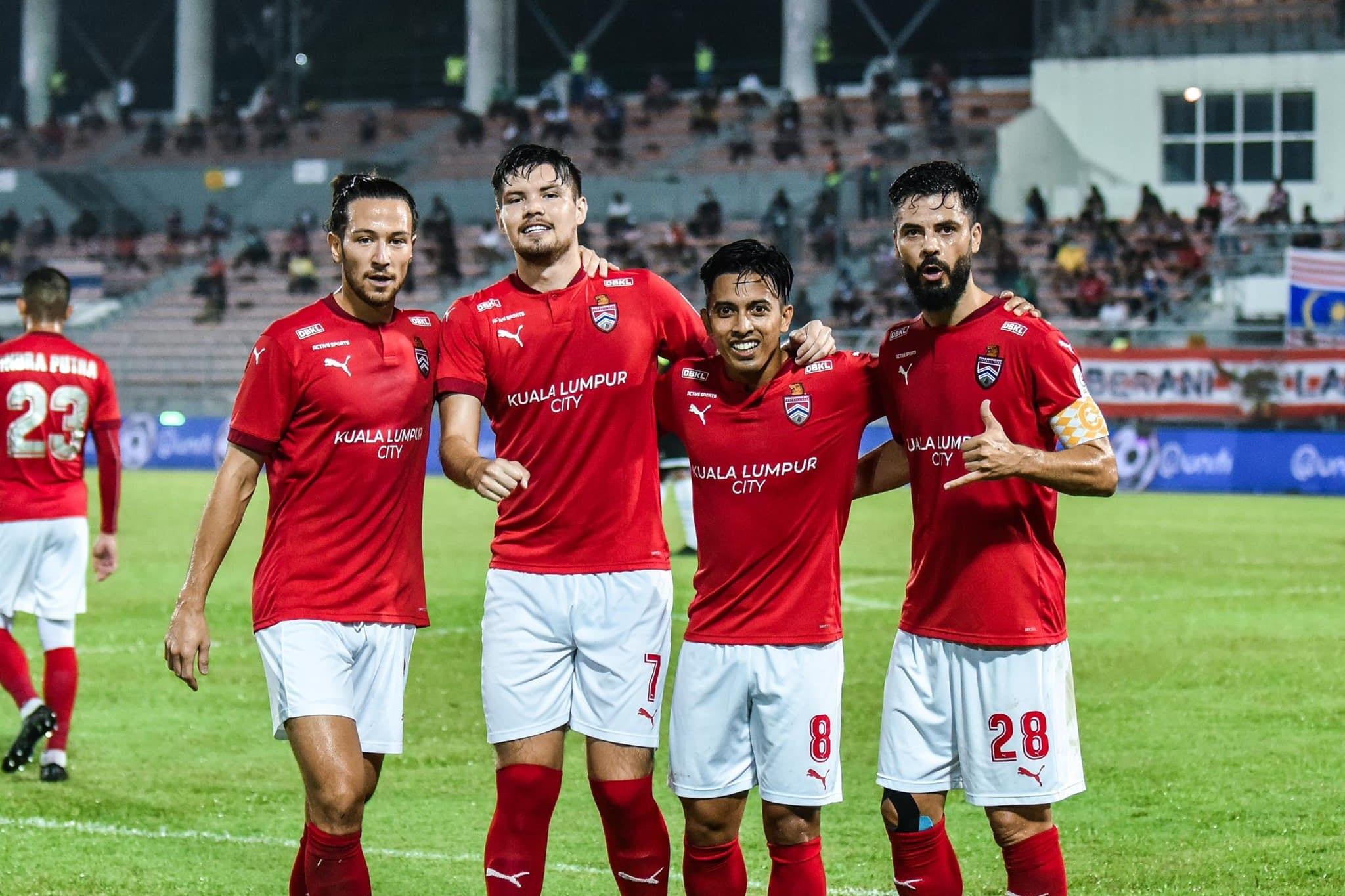 KL City FC Romel Morales Paulo Josue Naturalisasi Liga-M