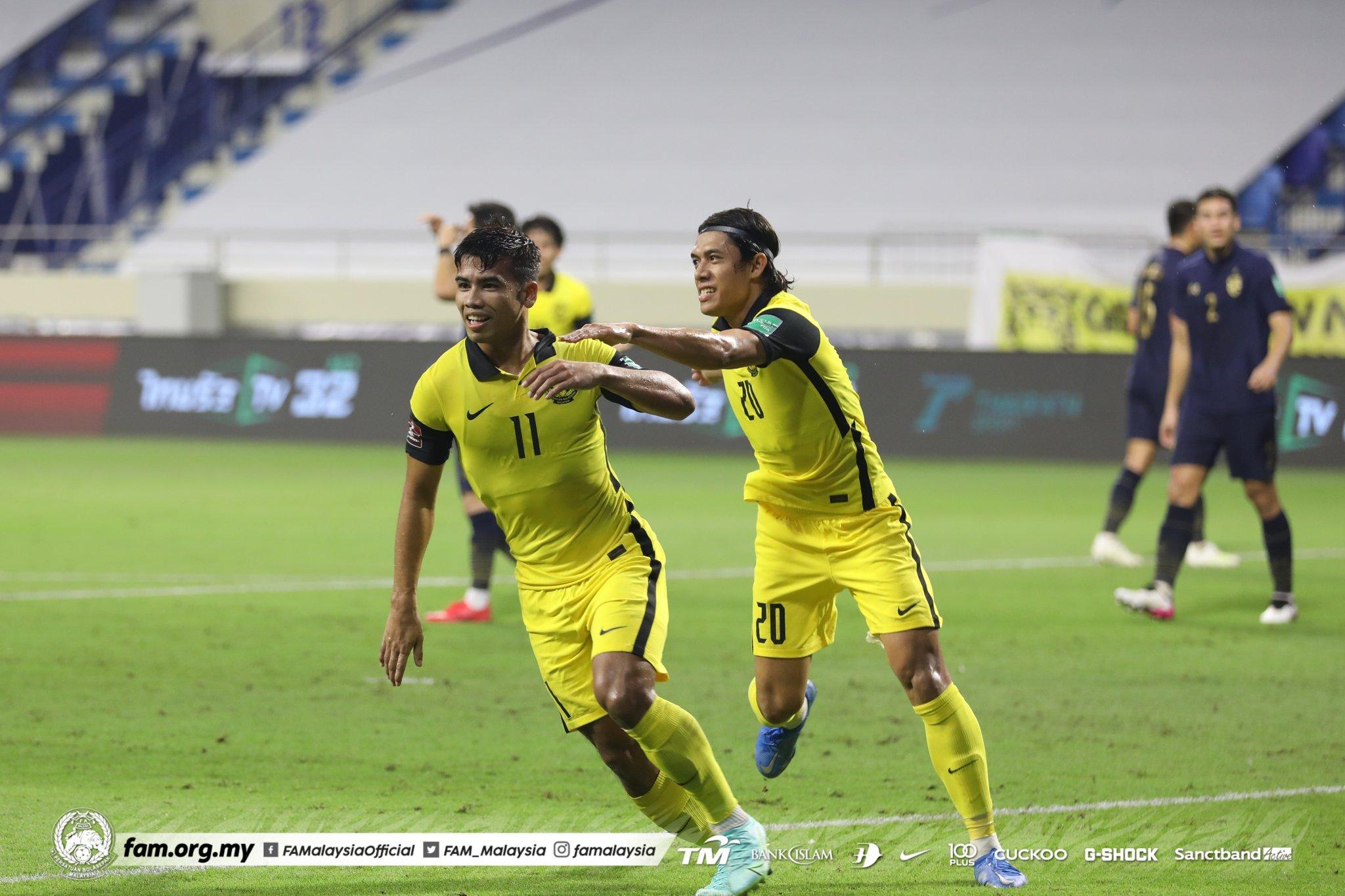 Malaysia Thailand Piala Asia Safawi Rasid