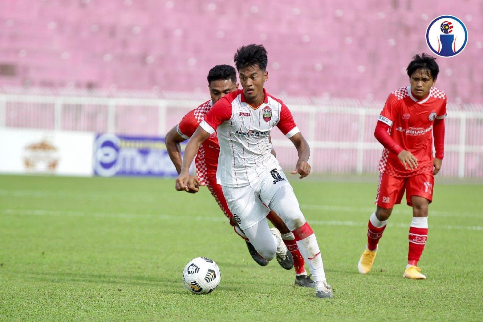Zahril Azri Sarawak United