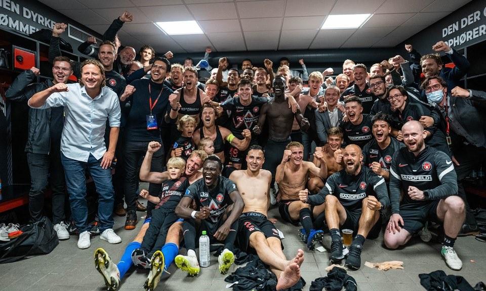Dion Cools FC Midtjylland