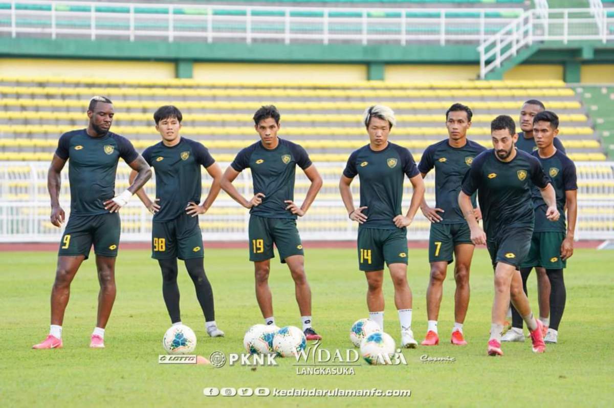 Kedah MKN Liga Super